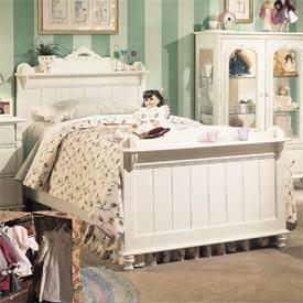 Caroline Bookshelf Bed
