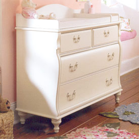 Caroline Single Dresser/Changer