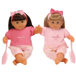 Classic Baby Doll Twins