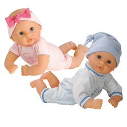 My Huggable Twin Baby Dolls