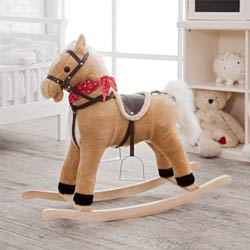 Blondie Rocking Horse