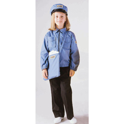 Mail Carrier Costume