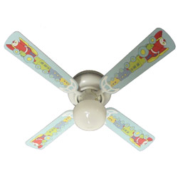 Choo Choo Train Ceiling Fan