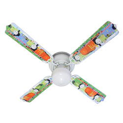 Thomas the Tank Engine Ceiling Fan