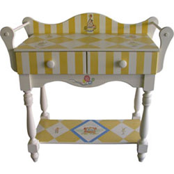 Circus Day Changing Table