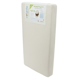 EcoSpring 2 in 1 Crib Mattress