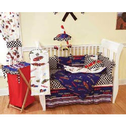 Fascar Crib Bedding