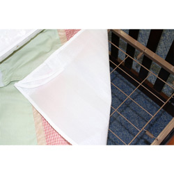Crib Mattress & Dust Ruffle Protector
