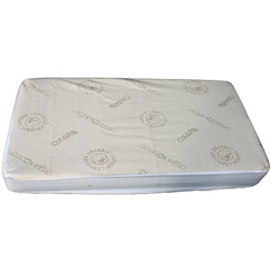 Eco Organic Cotton Fitted Crib Mattress Cover