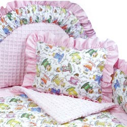 Tea Party Crib Bedding