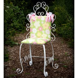 Luxurious Little Girl's Chair