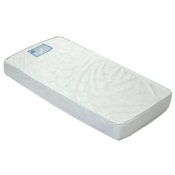 Emily II 2 Sided 260 Coil Crib Mattress With Borderwire