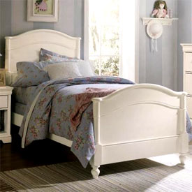 Four Seasons Antiquity Low Post Panel Bed