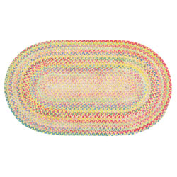 Light Yellow Baby's Breath Rug