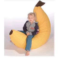 Foof Banana Chair