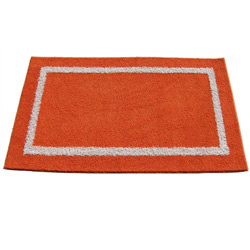 Custom Double Border Rug