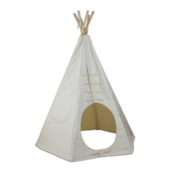 Powwow Lodge Round Door Teepee
