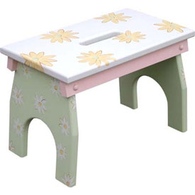 Daisy Step Stool
