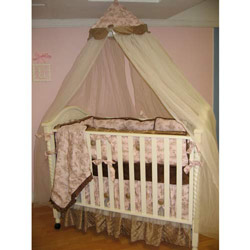 Whimsical Tales Crib Bedding Set