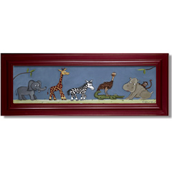 Safari Parade Artwork