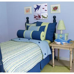 Surfer Twin Bedding Set