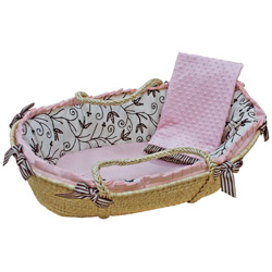 Sweet Dreams Moses Basket