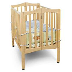 Fold Away Portable Crib