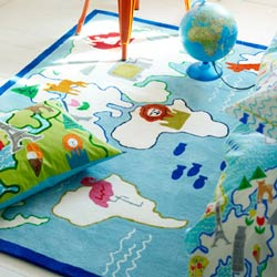 Around the World Rug