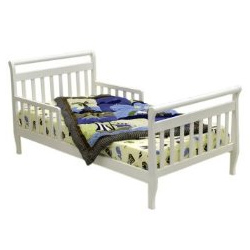 Sleigh Toddler Bed