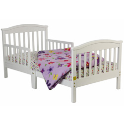 Mission Style Toddler Bed
