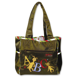 Dr. Seuss ABC Tulip Tote Bag