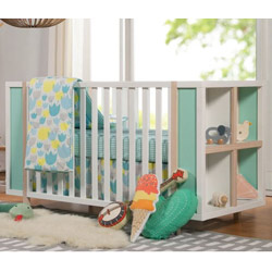 Bingo 3 in 1 Convertible Crib with Storage