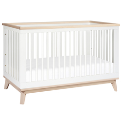 Scoot 3 in 1 Convertible Crib