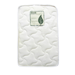 Willow Natural Coconut Palm Organic Crib Mattress