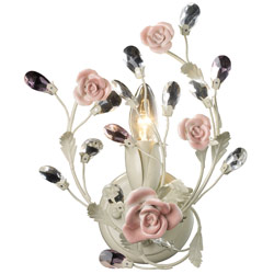 Heritage 1-Light Sconce