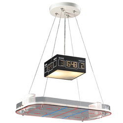 Hockey 2-Light Pendant