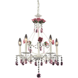 Rosavita 5-Light Chandelier