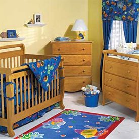 Emily Baby Furniture Collection