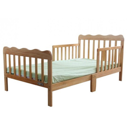 Wave Toddler Bed