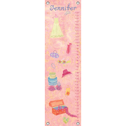 Fashion Plate Growth Chart