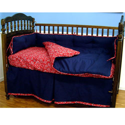 Cowboys & Heroes Crib Bedding