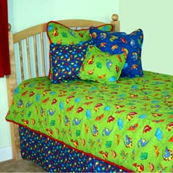 Daybed Frames Pine Cone Twin Quilt