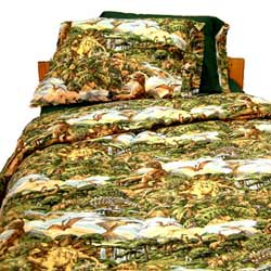 Dinosaur Toddler Bedding
