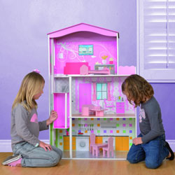 Park Lane Dollhouse with Lift