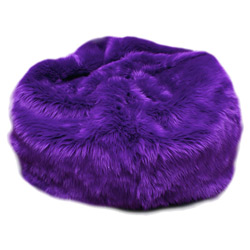 Fun Fur Child's Bean Bag