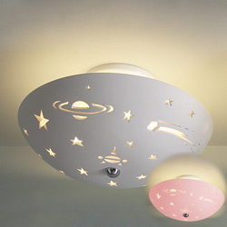Milky Way Ceramic Ceiling Light