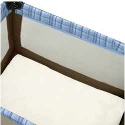 Stay-On Organic Play Yard Sheet