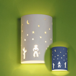 huge selection of 07978 fad69 Buy Wall Scones for Baby Boy & Girls Nursery [Kids Light ...