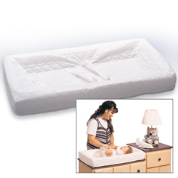 Four Sided Changing Table Pad