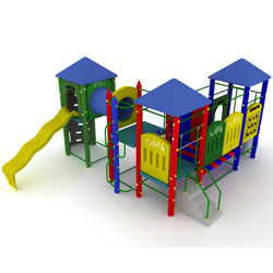 Fort Bridger Playground Set